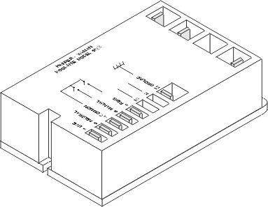 Typical Spark Module